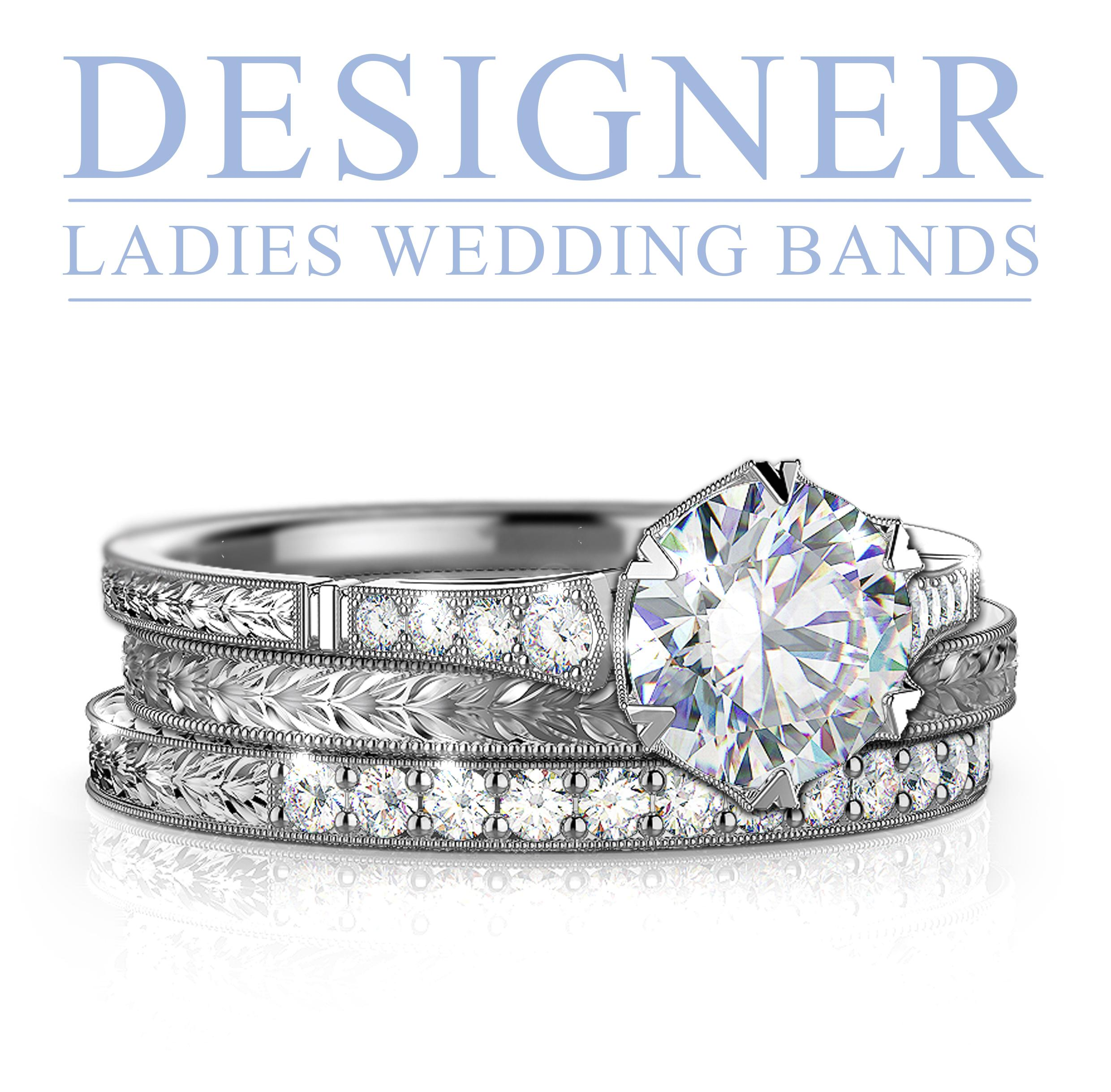 Create Your Own Engagement Ring The Diamond Channel