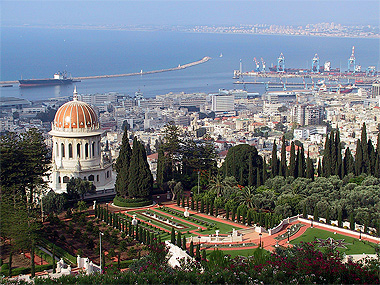 The City of Haifa